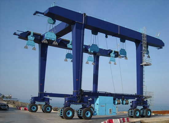 Boat Crane Lift High Safety