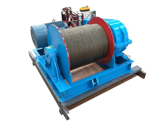 Cable Winch Construction Winch