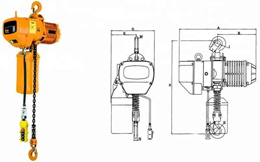 Chain Hoist Design