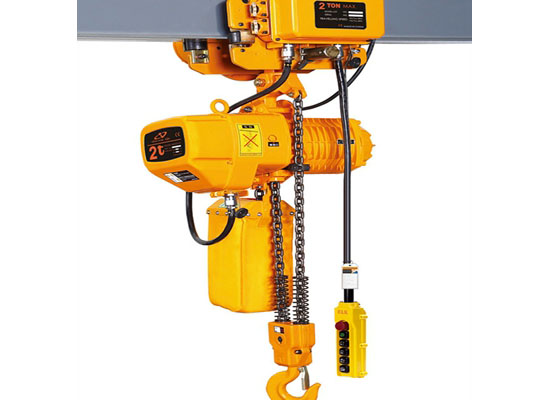 China Supplier Chain Hoist