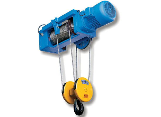 China Supplier Wire Rope Hoist