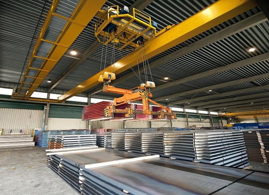 Double Girder Lifting Cranes