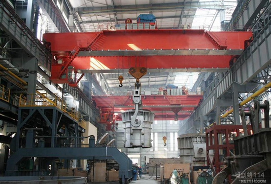 Double Girder Traveling Crane