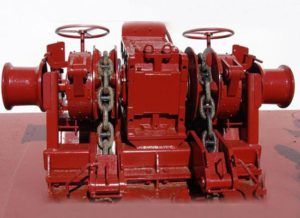 Durable Anchor Chain Winch