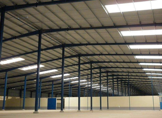 Firm Steel Structure Warehouse