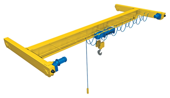 Flexible 2 Ton Bridge Crane