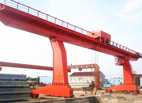 Flexible L Shape Gantry Crane