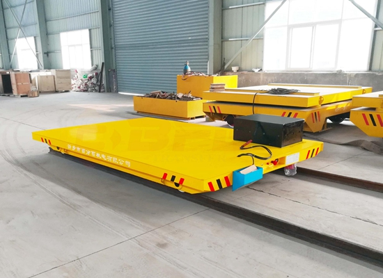 Flexible Rail Transfer Cart