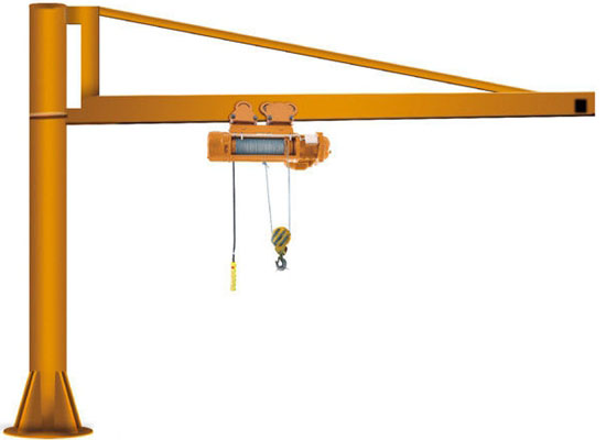 Floor Mounted Jib Crane For Sale
