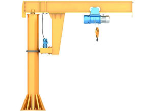 Great 3 Ton Jib Crane For Sale