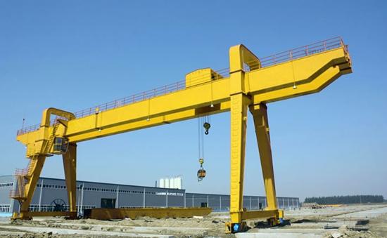 Heavy Duty Double Girder Gantry Crane
