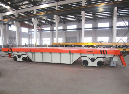 Heavy Duty Material Transfer Trolley