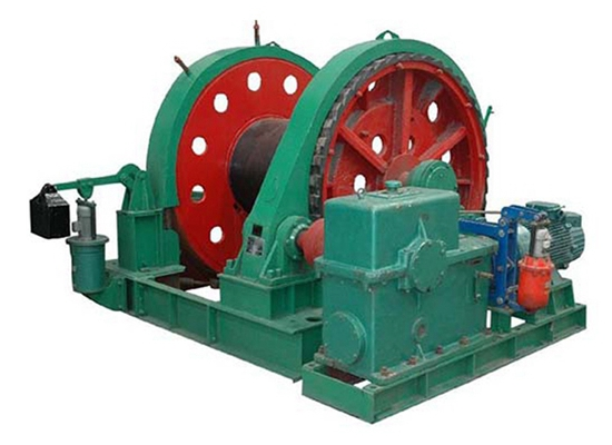 Heavy Duty Mining Winch