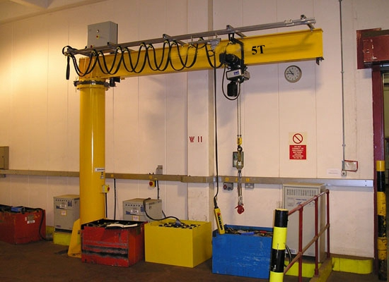 High Safety 5 Ton Jib Crane