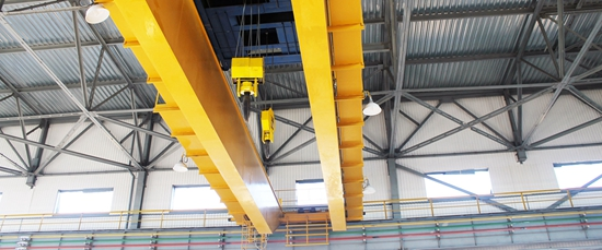 High Safety Double Girder Crane