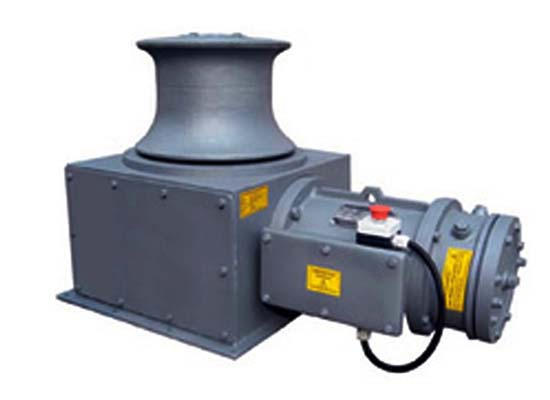Horizontal Anchor Winch For Sale