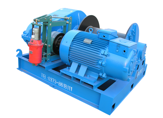 Industrial Rope Winch For Sale