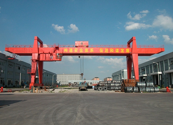Industrial Workshop Gantry Crane For Sale