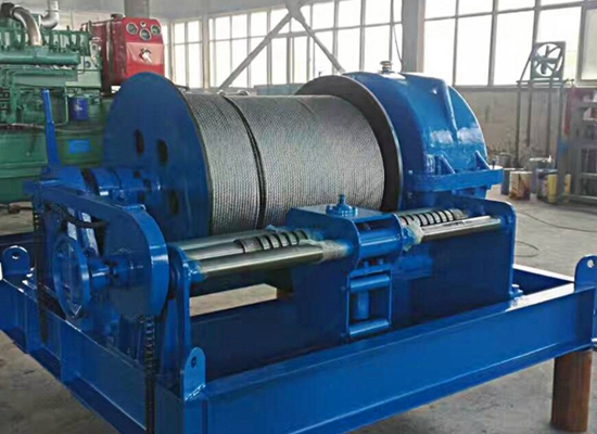 AQ-JK Cable Winch Industrial Winch
