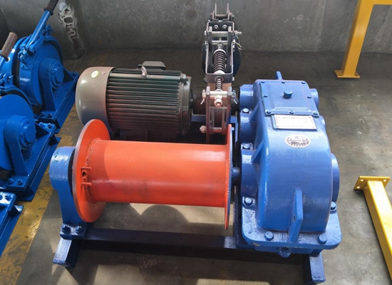 AQ-JK Winch For Sale Large Capacity