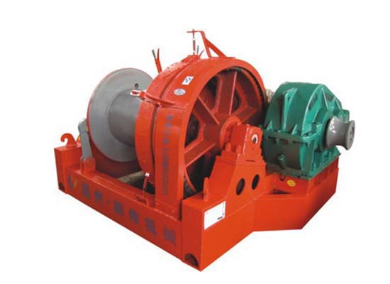 AQ-JKL 10 Ton Electric Winch