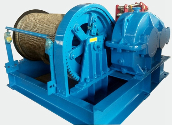 AQ-JKL Cable Winch For Sale