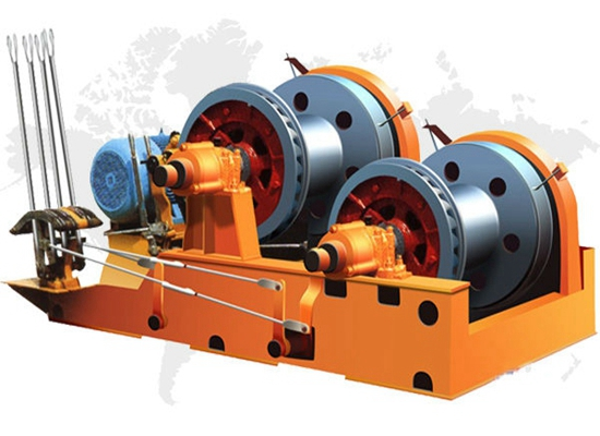 JKL Electric Rope Winch For Sale