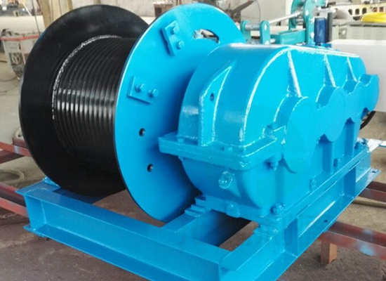 AQ-JM Cable Winch For Sale