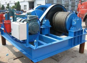 AQ-JM Heavy Duty Winch For Sale
