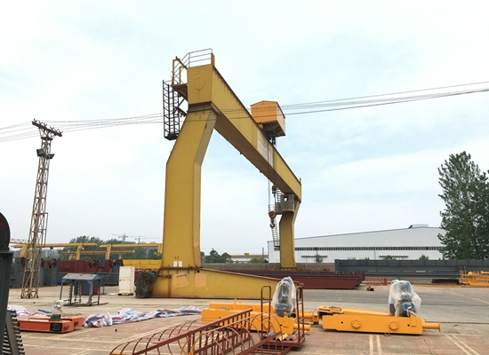 L Type Single Girder Cranes