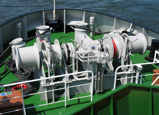 Large Capacity Anchor Winches For Sale