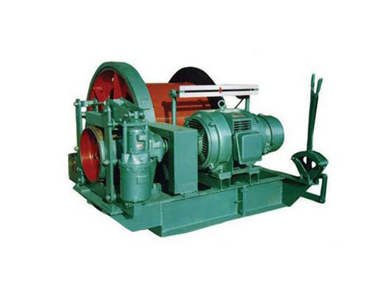 Mine Winch 10 Ton Winch