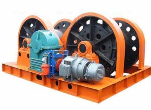 Mine Winch 30 Ton WinchMine Winch 30 Ton Winch