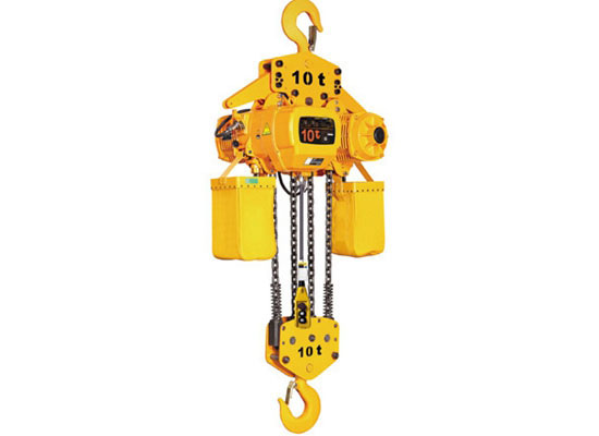 Motorised Chain Hoist