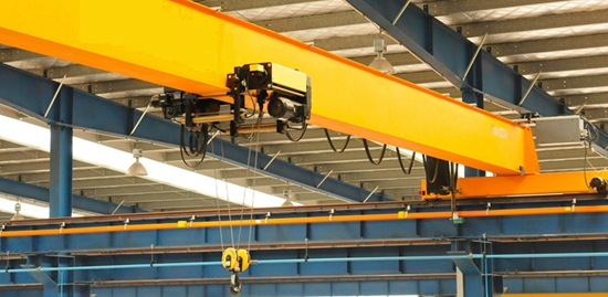 Portable Single Girder Overhead Crane