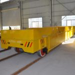 Rail Transfer Cart