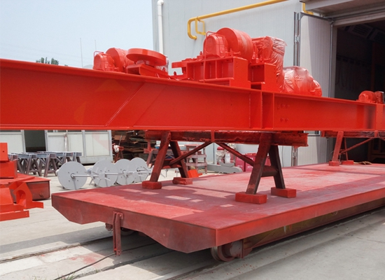 Rail Transfer Trolley High Quality