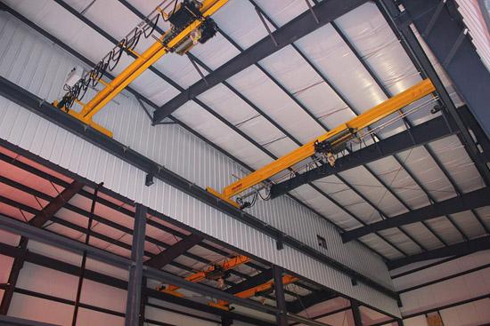 Reliable 2 Ton Bridge Crane