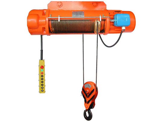 Reliable Wire Rope Hoist For Sale