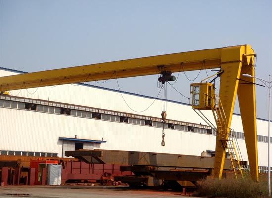 Semi Gantry Crane 5 Ton