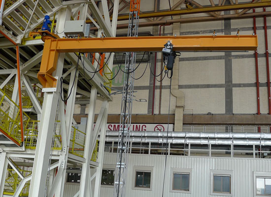 Wall Fixed Type Jib Crane
