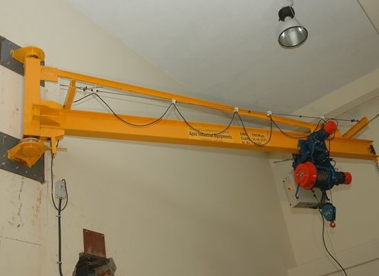 Wall Mounted Jib Crane 1 Ton