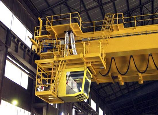 Cabin Control 20 Ton Bridge Crane