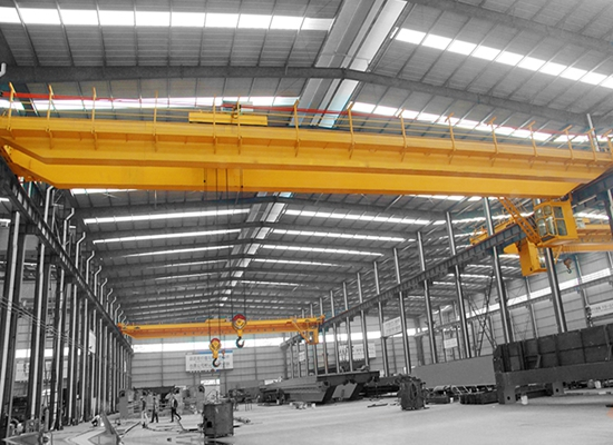 Double Girder Crane Warehouse Crane