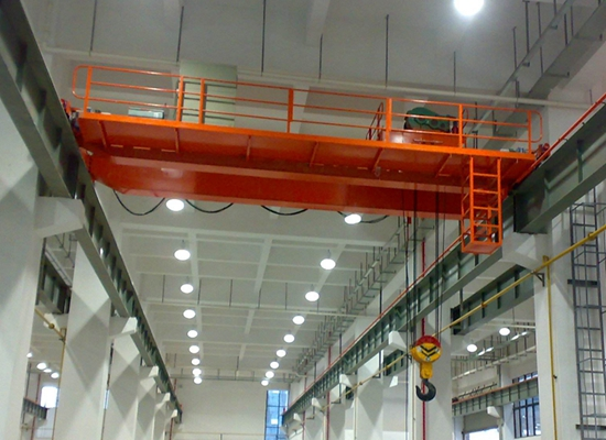 Double Girder Indoor Bridge Crane