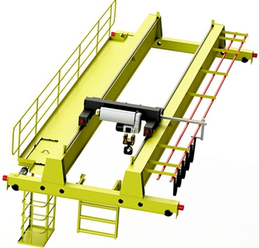 Double Girder Shop Crane