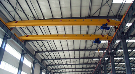 Durable Workstation Bridge Crane