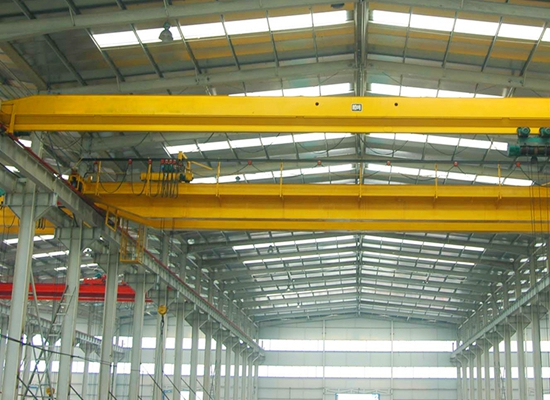 Heavy Duty Warehouse Crane