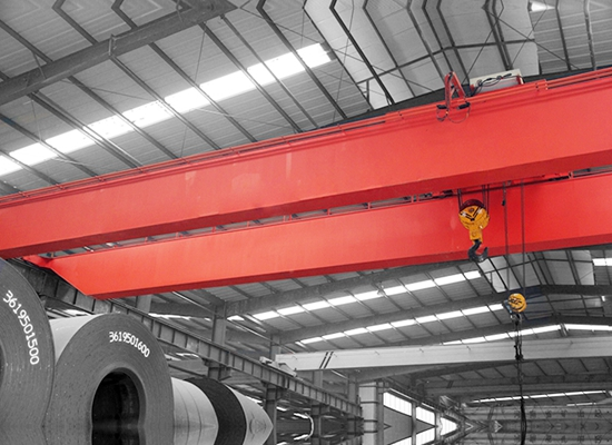 High Safety Overhead Workshop Crane