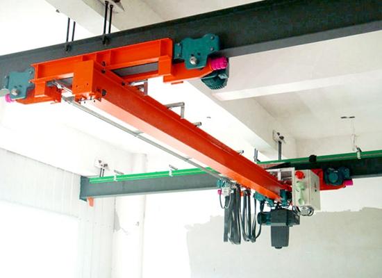 Light Duty Crane Undertraveling Crane